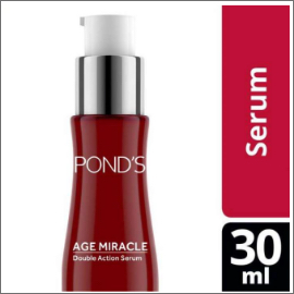 Ponds Age Miracle Serum Wajah Double Action 30ML