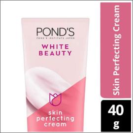 PONDS WHITE BEAUTY SKIN PERFECTING CREAM FOR NORMAL SKIN 40G