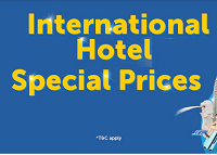 Traveloka - International Hotel Special Prices