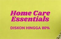 Zilingo - Promo Home Care Essentials