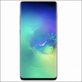 Samsung Galaxy S10+ 128GB - Prism Green ( Free Wireless Charger Duo EP-N6100 )