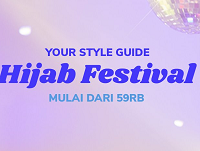 Zilingo - Hijab Festival