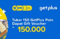 Tiket.com - Promo Getplus Poin