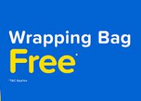 Tiket.com - Free Wrapping Bag