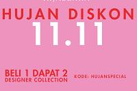 Hijabenka - Hujan Diskon 11.11