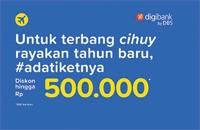Tiket.com - Promo Digibank