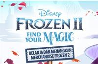 Lazada - Promo Merchandise Frozen