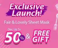 JD.ID - Promo Fair & Lovely Mask