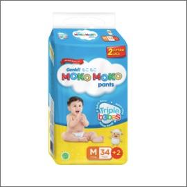 Genki Moko Moko XL 26 +2