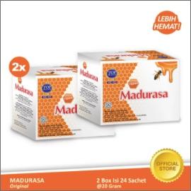 Beli 2 Madurasa Madu Original Sachet Lebih Hemat