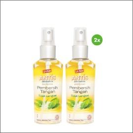 Antis Botol Spray Jasmine Tea 55 ml - 2 Botol