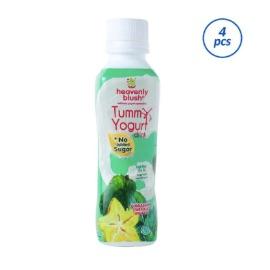 HEAVENLY BLUSH Tummy Drink Sirsak Yogurt [4 x 180 mL]