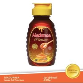 Madu Asli Madurasa Botol Premium 350 Gr Pet