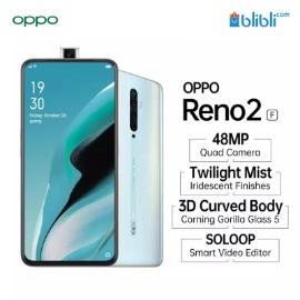 OPPO Reno2 F Smartphone [128 GB/ 8GB]