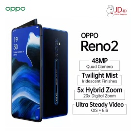 OPPO RENO 2 8GB/256GB Black Luminous