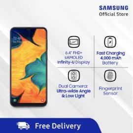 Samsung Galaxy A20 [3/32GB] - Black