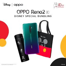 OPPO Reno2 F Disney Special Bundling