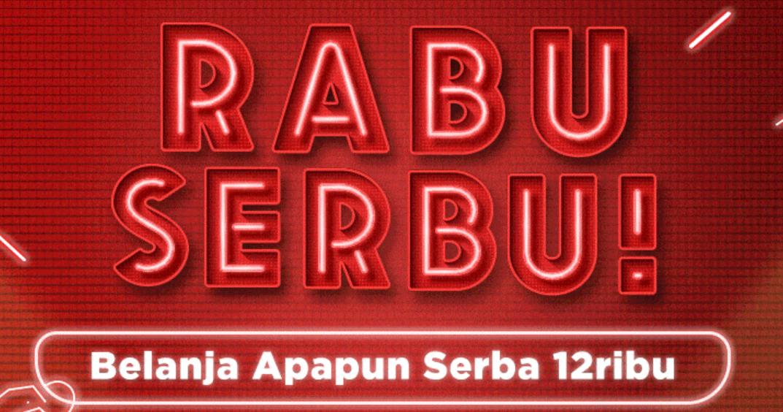 Rabu Serbu | Serba 12 Ribu