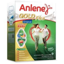 Anlene Gold Plus Chocolate Susu Dewasa [650 g]