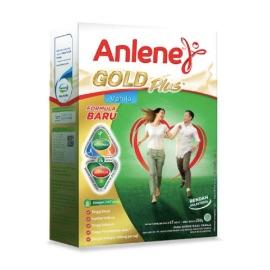 Anlene Gold Plus Vanilla Susu Dewasa [250 g]