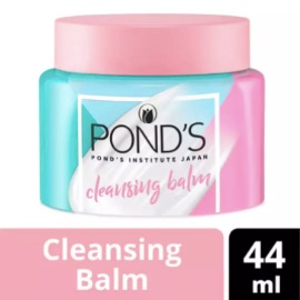 PONDS MAKEUP REMOVER PEMBERSIH MAKE UP WAJAH CLEANSING BALM 44ML