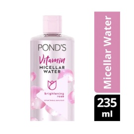 POND'S Brightening Rose Vitamin Micellar Water Makeup Remover [235 mL]