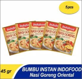 Bumbu Indofood Nasi Goreng Oriental X 5 Pc