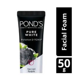 POND'S Pure White Facial Foam [50 g]