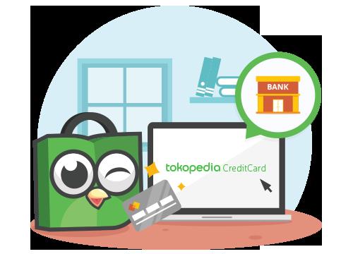 Promo Tokopedia Kartu Kredit